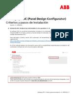 e-Design y PDC_Manual de instalacion_v3_20180104