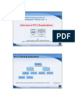 Overview of RT-2 exams_laxmi