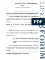 Caderno_Direito Tributário_OAB