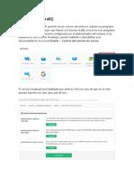 función PHP mail