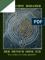 Joachim Bodamer - Der Mensch ohne Ich