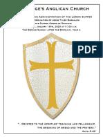 2nd Sunday after the Epiphany 2020 | 19 January @ 1100 ONLY-BARKALOW ORDINATION.pdf
