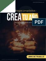 No hagas propósitos, crea tu año - Libro de trabajo.pdf
