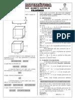 Apostila de Polinômios (8 páginas, 62 questões, com gabarito).pdf