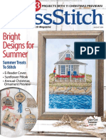 Just CrossStitch August 2014