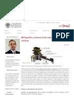 Bibliografía y enlaces útiles sobre encofrados y cimbras – El blog de Víctor Yepes