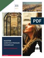 Brochure MAE IAE Sorbonne