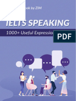 IELTS Speaking 1000 expression - Describing people