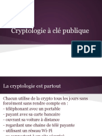 Expose Cryptologie a Cle Publique