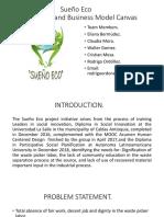 Sueño Eco Pitch Deck & Business Model Canvas ok