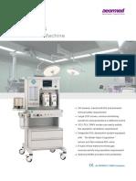 Anesthesia Machine Aeonmed GLORY PLUS