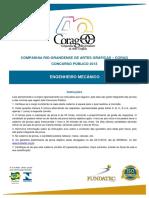 Analista - Engenheiro Mecânico - CORAG 2013.pdf