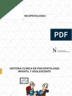 Historia Clinica . Semiologia