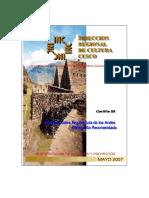 08. Alcances Arquitectura en los Andes-Biliografía