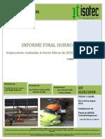 horno informe final marzo 2018 revisado abril