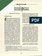 Sociedad, política e ideología en Nariño - Jairo Puentes Palencia