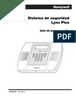 Lynx Plus-SP Program Manual (Spanish)