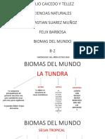 Biomas del mundo 1