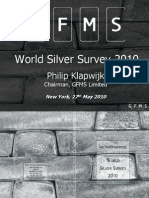 GFMS World Silver Survey 2010 Public