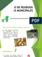 MANEJO DE RESIDUOS SOLIDOS MUNICIPALES.pptx