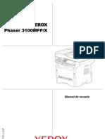 User Guide Phaser3100MFP X ESP