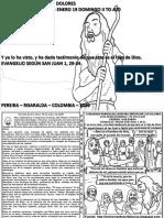 HOJITA DOMINICAL NIÑOS II TO  A20