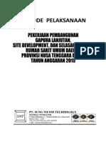 Metode Pekerjaan Gapura dan Lanscape.doc