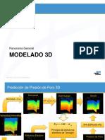 Modelado 3D Geomecanico