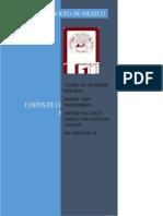 COSTOS DE CONSERVACIÓN Y MANTENIMIENTO
