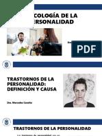 PSI. PERSONALIDAD - TERCERA UNIDAD