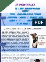 ¡NO AL MALTRATO ANIMAL!.pptx