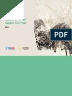 Principales mamíferos del Chaco central