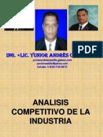 ANALISIS COMPETITIVO DE LA INDUSTRIA.ppt