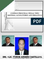Código Procesal Penal tipo Sistema Acusatorio Adversativo.ppt