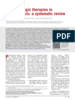 soares2012. Pharmacologic therapies in endometriosis- a systematic review