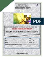 2. RECUEIL D'EXERCICES MATHEMATIQUES  CP