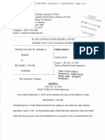 Richard Davis Indictment