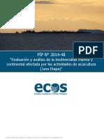 Informe Avance 2  FIP 2014-48