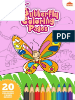 Butterfly_Coloring_Pages_-_Printable_Coloring_Book_For_Kids-Peaksel-FKB
