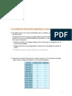 Matematicas Resueltos (Soluciones) Estadística1º Bachillerato Opción A