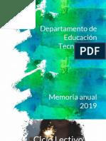Pres M Educación Tecnológica