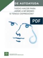 Qué puedo hacer para ayudarme a mi mismo si tengo Depresión