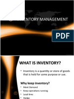 Inventory Management 1