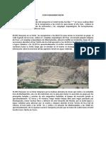Modelo de _Itinerario Cusco 5D4N