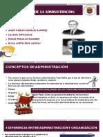 TEORIA CLASICA CLASICA DE LA ADMINISTRACION