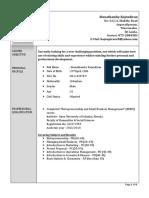 CV for Kajendiran.docx