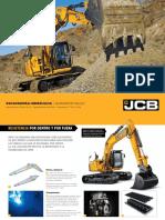 5741esES JS160180190 Tier 4 Product Brochure