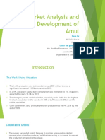 Market Analysis and Sales Development of Amul.pptx