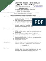 SK panlak HUT ADKTC 6-1-2020