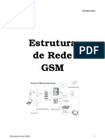 Estrutura de Rede GSM